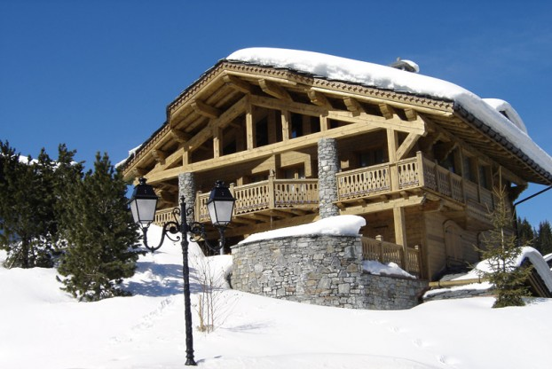 Chalets nogentil thura architecture architecte dplg for Architecte courchevel